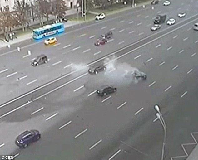 Tài xế của Putin thiệt mạng trong tai nạn kinh hoàng - 2