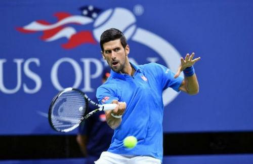 Djokovic - Tsonga: Hay lại còn may (Tứ kết US Open) - 1