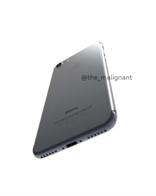 Rò rỉ hình ảnh Apple iPhone 7 trước giờ ra mắt - 1