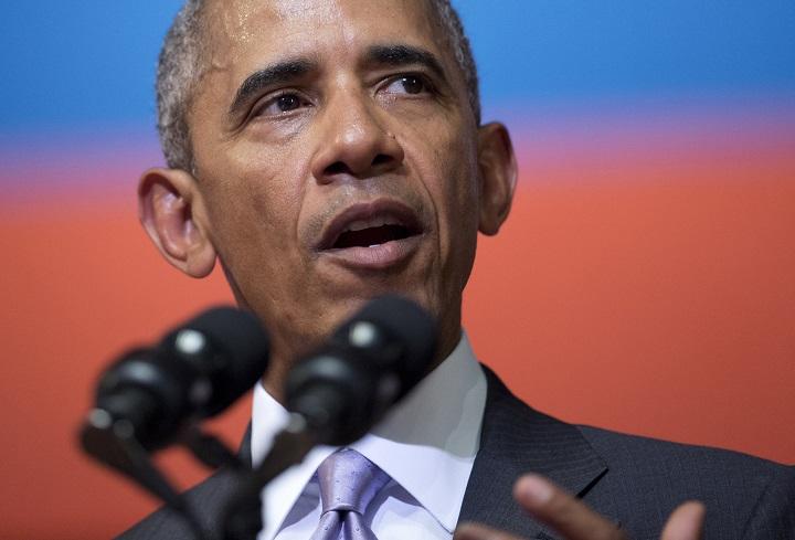 Lần đầu tiên thăm Lào, Obama cam kết chi 2.000 tỉ đồng - 2