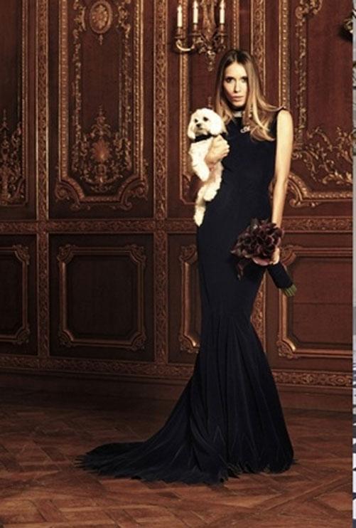 Vợ tỷ phú ngân hàng Nga vừa sexy vừa sành thời trang - 13