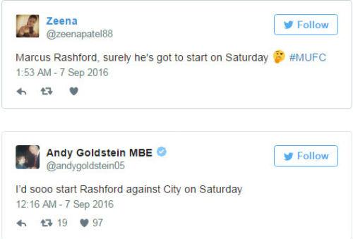 """Trước derby: Fan MU đòi """"phế"""" Rooney, dùng Rashford - 2"""