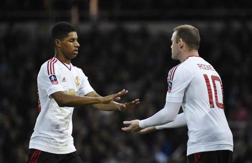 """Trước derby: Fan MU đòi """"phế"""" Rooney, dùng Rashford - 1"""