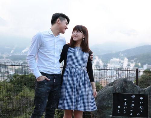 Noo Phước Thịnh hẹn hò bạn gái Nhật bằng trực thăng - 4