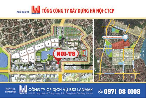 Chung cư N01T8 Ngoại giao đoàn: Căn hộ Singapore trong lòng Hà Nội - 3