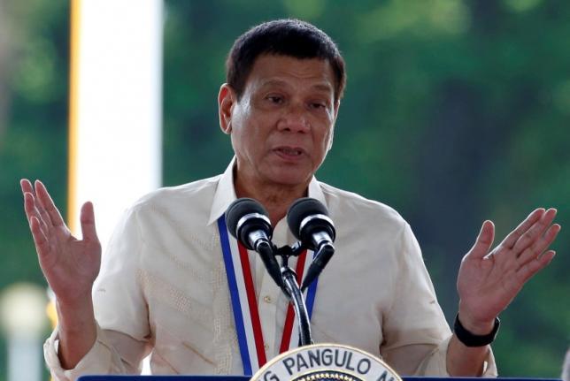 Tổng thống Philippines: Tôi sẽ ăn sống bọn khủng bố - 1