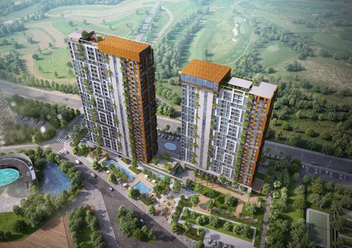 """Coco Skyline Resort – căn hộ khách sạn """"sang chảnh"""" bậc nhất Đà Nẵng - 1"""