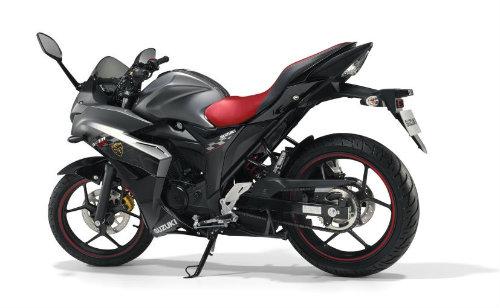 Suzuki Gixxer SP bản đặc biệt lên kệ giá 27 triệu đồng - 2