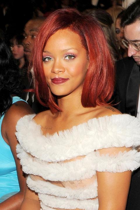 """15 kiểu tóc ấn tượng cộp mác """"Rihanna"""" - 4"""