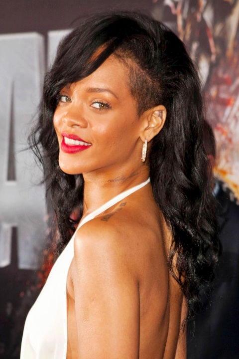 """15 kiểu tóc ấn tượng cộp mác """"Rihanna"""" - 7"""