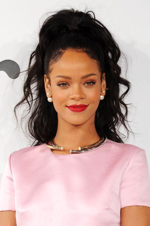 """15 kiểu tóc ấn tượng cộp mác """"Rihanna"""" - 12"""