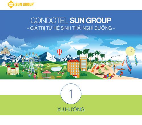 Condotel Sun Group – Giá trị từ hệ sinh thái nghỉ dưỡng - 1