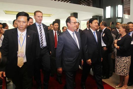 Lãnh đạo TP HCM tiếp tổng thống Pháp - 7
