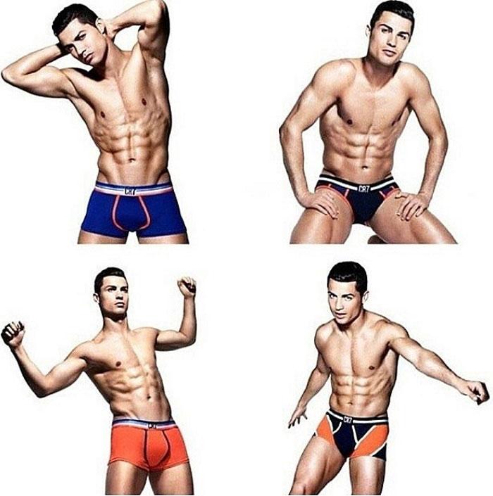 Cristiano Ronaldo duy trì cơ bắp vạn người mê thế nào? - 1