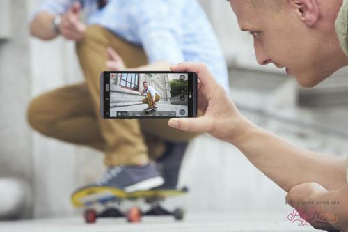 LG V20 chính thức ra mắt, trọng lượng nhẹ, camera kép - 3