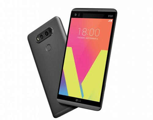 LG V20 chính thức ra mắt, trọng lượng nhẹ, camera kép - 4
