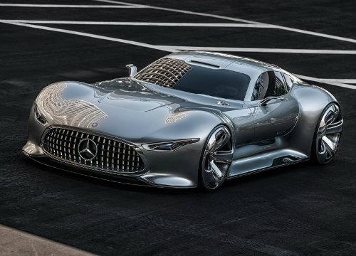 Siêu xe bí mật Mercedes-AMG R50 sắp trình làng - 3