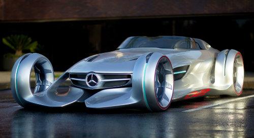 Siêu xe bí mật Mercedes-AMG R50 sắp trình làng - 2