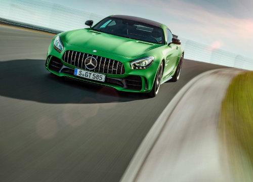 Siêu xe bí mật Mercedes-AMG R50 sắp trình làng - 4