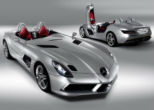 Siêu xe bí mật Mercedes-AMG R50 sắp trình làng - 5