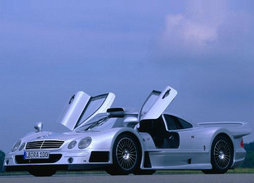 Siêu xe bí mật Mercedes-AMG R50 sắp trình làng - 6