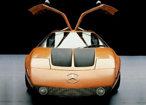 Siêu xe bí mật Mercedes-AMG R50 sắp trình làng - 7