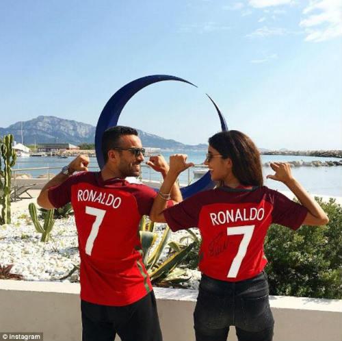 Bí ẩn người đàn ông sau thành công của Ronaldo - 6