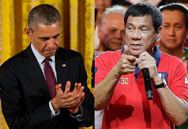 """Soi"" lại lời lẽ Tổng thống Philippines ""chửi"" Obama - 1"