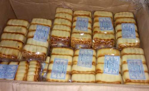 """Bánh trung thu 5.000 đồng/chiếc bán tràn lan trên """"chợ mạng"""" - 2"""