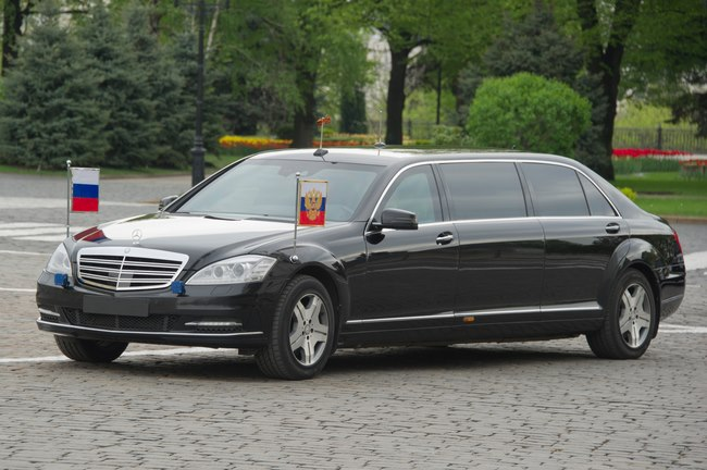 Lái xe riêng của Putin là ai? - 3