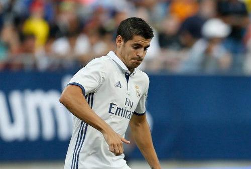 "Tin HOT tối 7/9: Morata muốn ""lật đổ"" BBC ở Real - 1"