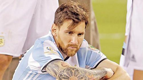 """ĐT Argentina: Lắm SAO nhưng Messi vẫn là """"ống thở"""" - 1"""