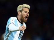 """ĐT Argentina: Lắm SAO nhưng Messi vẫn là """"ống thở"""""""