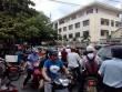Giao thông ở trung tâm Đà Nẵng hỗn loạn vì rào đường