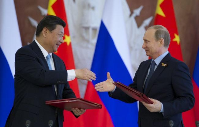 """Vì sao Tổng thống Nga được coi là """"Putin đại đế"""" ở TQ? - 3"""