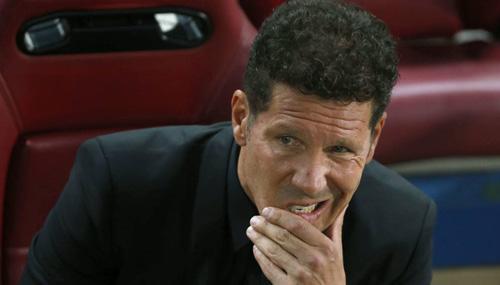Simeone sẽ rời Atletico, MU có hy vọng mua Griezmann - 1