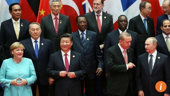 """G20 rốt cục cũng chỉ là """"nói chuyện suông""""! - 1"""