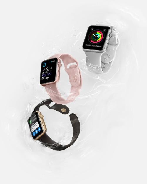 CHÍNH THỨC: Apple Watch series 2 hiệu suất mạnh, giá 369 USD - 4