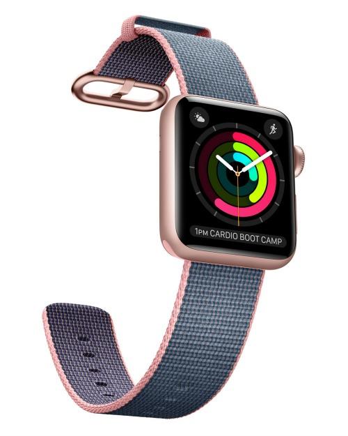 CHÍNH THỨC: Apple Watch series 2 hiệu suất mạnh, giá 369 USD - 2
