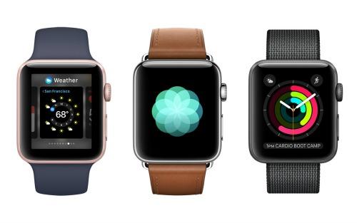 CHÍNH THỨC: Apple Watch series 2 hiệu suất mạnh, giá 369 USD - 5