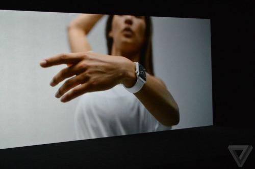 CHÍNH THỨC: Apple Watch series 2 hiệu suất mạnh, giá 369 USD - 6