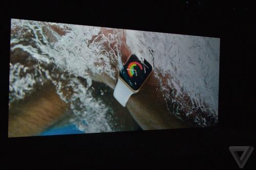 CHÍNH THỨC: Apple Watch series 2 hiệu suất mạnh, giá 369 USD - 8
