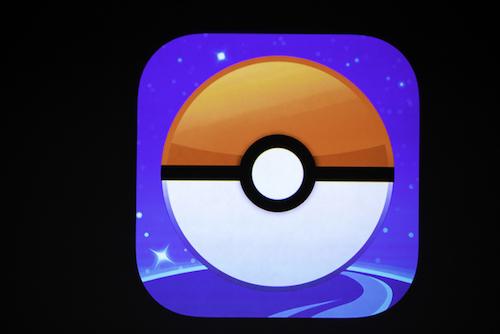 Xem Pokémon GO chạy trên đồng hồ thông minh của Apple - 1