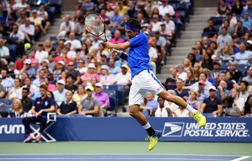 Nishikori - Murray: Cú ngược dòng kinh điển (TK US Open) - 1