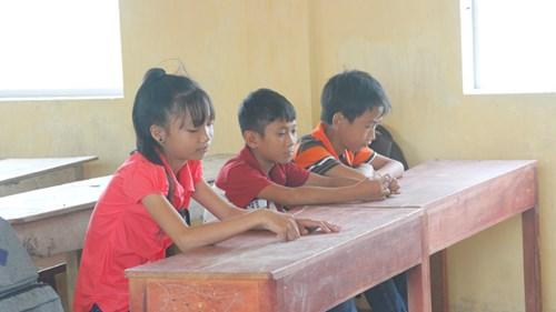 Hơn ngàn trẻ không đến trường ở vùng ảnh hưởng Formosa: Sợ làng đánh? - 3