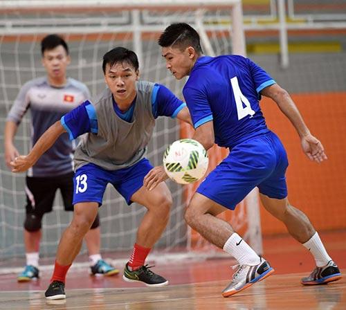Chi tiết futsal Việt Nam - Guatemala: Quả penalty bước ngoặt (KT) - 7