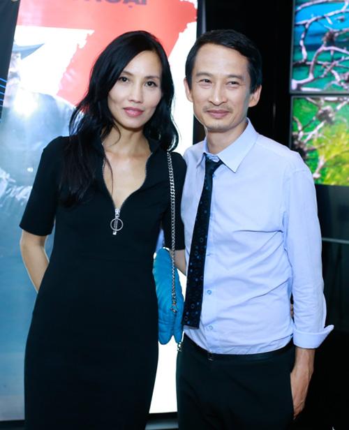 Ngô Thanh Vân giản dị ủng hộ vợ chồng Trần Anh Hùng - 3