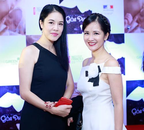 Ngô Thanh Vân giản dị ủng hộ vợ chồng Trần Anh Hùng - 4
