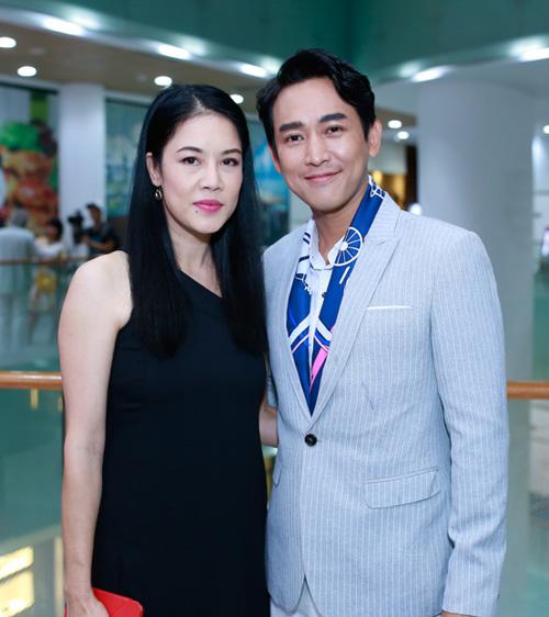 Ngô Thanh Vân giản dị ủng hộ vợ chồng Trần Anh Hùng - 5