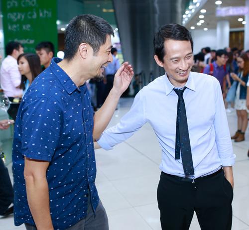 Ngô Thanh Vân giản dị ủng hộ vợ chồng Trần Anh Hùng - 7
